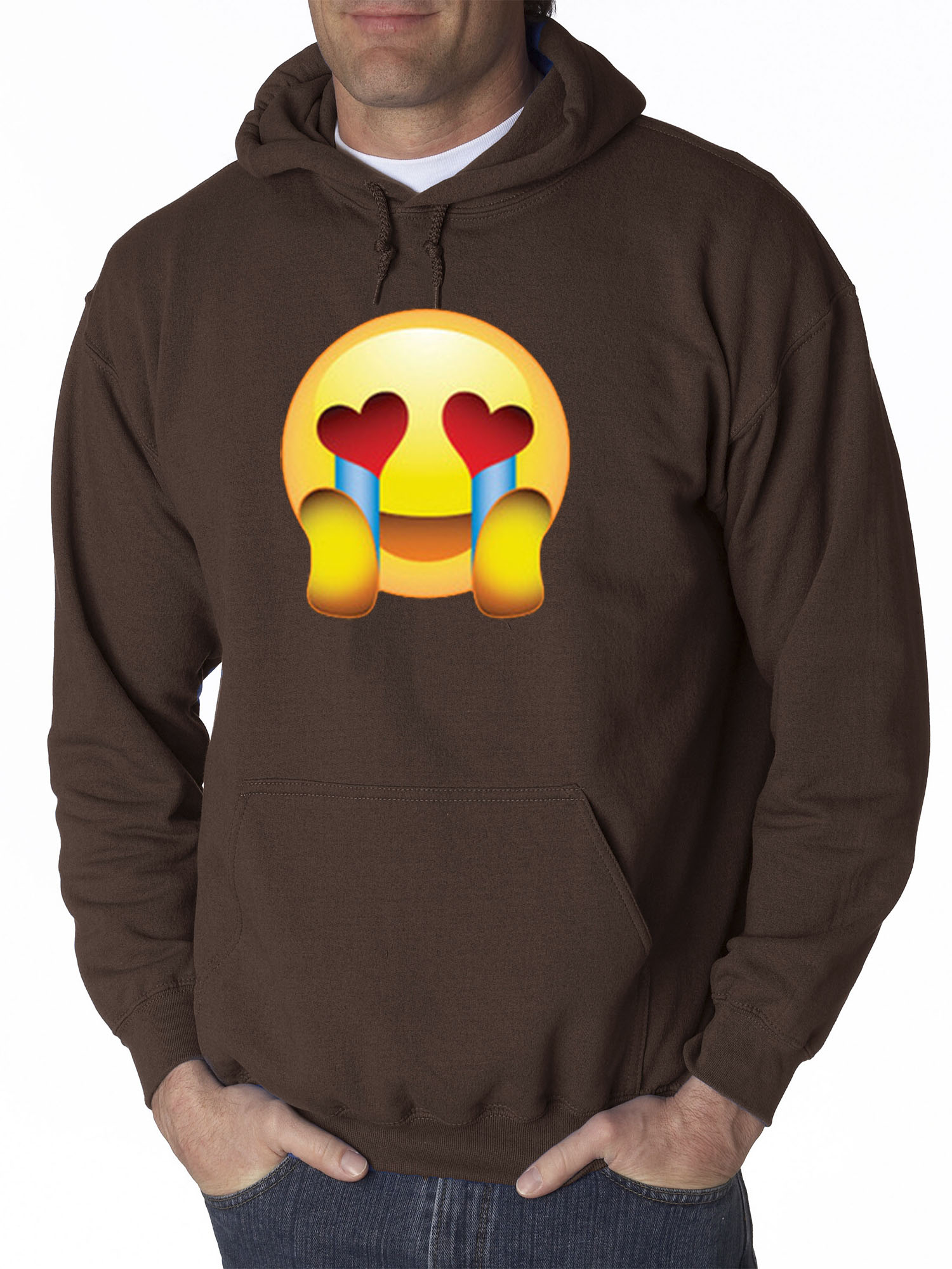 Yellow Smiley Face Hoodie 62